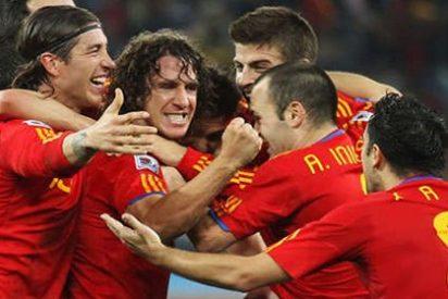 'France Football' le quita el cetro mundial a la selección española