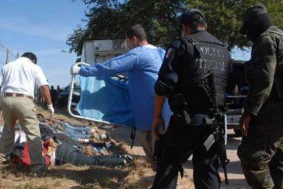 Hallan 13 cadáveres en un camión abandonado en Tamaulipas