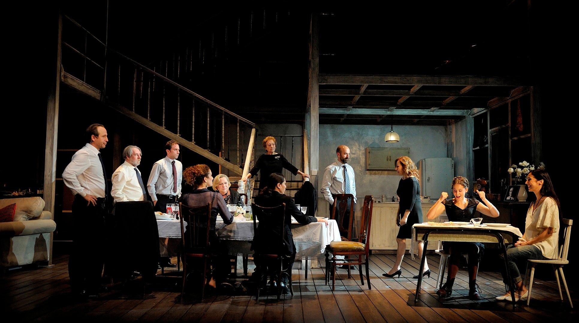 'Agosto (Condado de Osage)' en el Teatro Valle Inclán