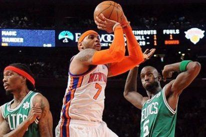 Knicks y Miami tumban a Celtics y Dallas en la primera jornada NBA