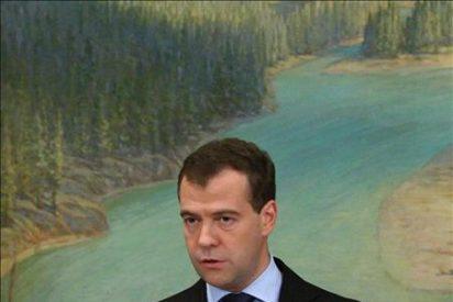 La afición a Twitter y al sexo de las ovejas del presidente Medvedev