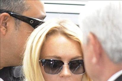 Filtrado en Internet el desnudo de Lindsay Lohan en Playboy