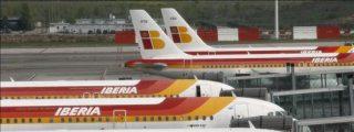 Iberia prepara 9.000 habitaciones de hotel para la huelga de pilotos
