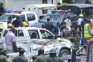 Nigeria convoca una cumbre de seguridad tras los atentados contra iglesias católicas
