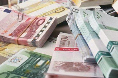 Cae en España la mayor red de falsificación de euros de la UE
