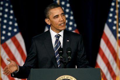 Barack Obama llama por teléfono a Rajoy para felicitarle