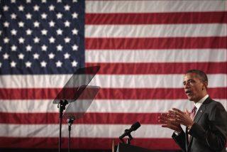 Las dudas en el bando republicano realzan la figura de Obama