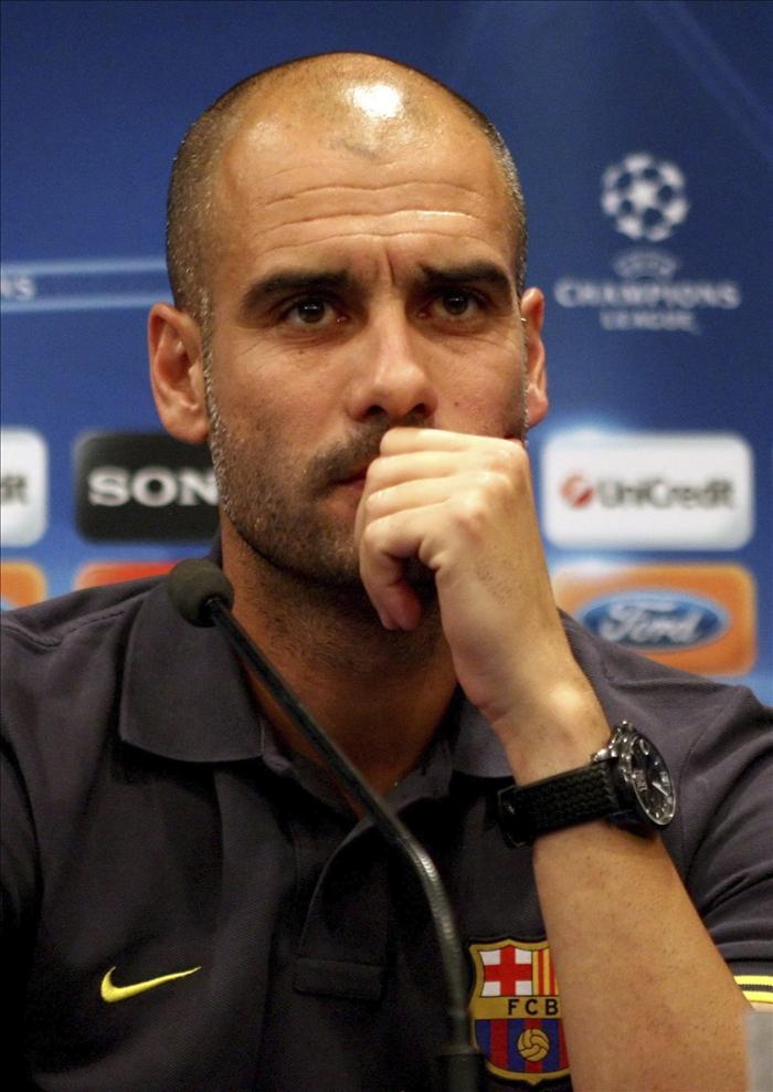 """Guardiola: """"Les dije que salieran, disfrutaran e hicieran muchas cosas"""""""