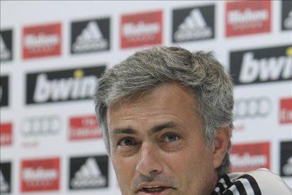 """Mourinho: """"La suerte ha hecho la diferencia"""""""