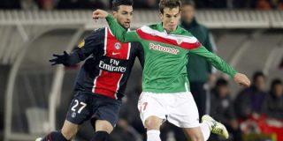 El Athletic cae goleado en Francia ante el París Saint Germain (4-2)