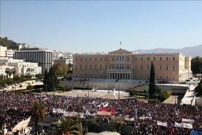 El Gobierno de Papadimos afronta su primera huelga general