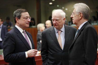 """Draghi afirma que la Eurozona """"va por buen camino"""" con el control presupuestario"""