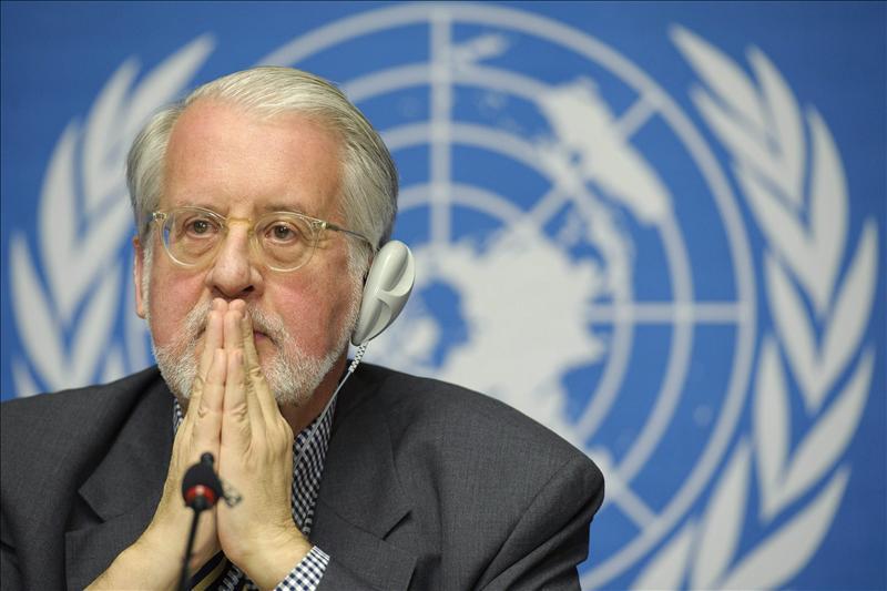 La ONU urge a la comunidad mundial a actuar para detener la represión en Siria