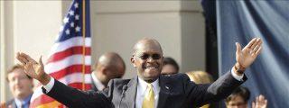 El republicano Herman Cain abandona la carrera por la Casa Blanca