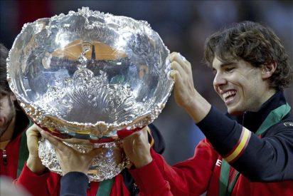 Nadal y Ferrer hablan de fin de ciclo en el equipo español de Copa Davis
