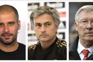 Ferguson, Guardiola y Mourinho, candidatos al mejor entrenador de 2011
