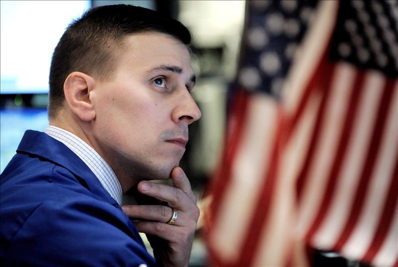 La advertencia de S and P a la zona euro apaga el optimismo en Wall Street