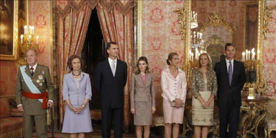 La Casa Real no se pronuncia sobre el comunicado de Iñaki Urdangarín