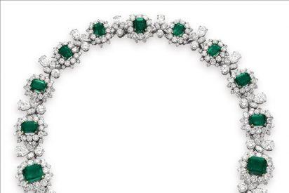 Las joyas de Liz Taylor deslumbran en una millonaria subasta en Nueva York
