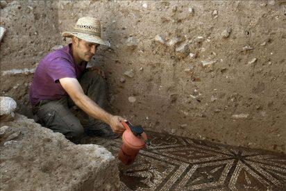 Cástulo muestra parte de sus entrañas romanas en la última excavación