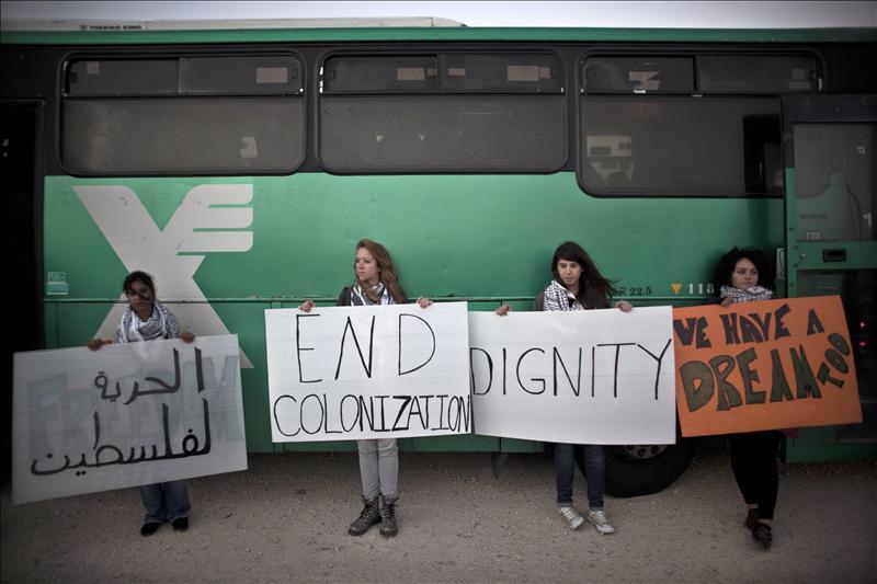 El Gobierno israelí planea construir un millar de viviendas en colonias judías