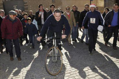 Segovia celebró una multitudinaria 76 edición de la carrera del Pavo