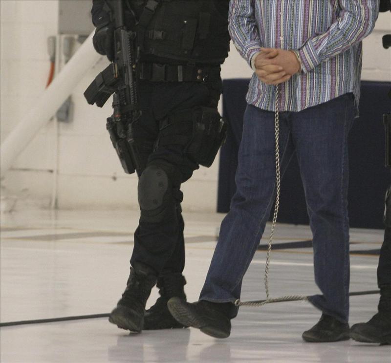 """El Ejército mexicano captura al jefe de seguridad del """"El Chapo"""" Guzmán"""