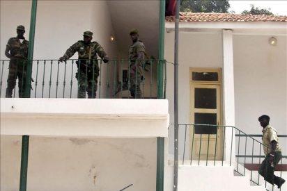 Detenidos los protagonistas del intento golpista en Guinea Bissau