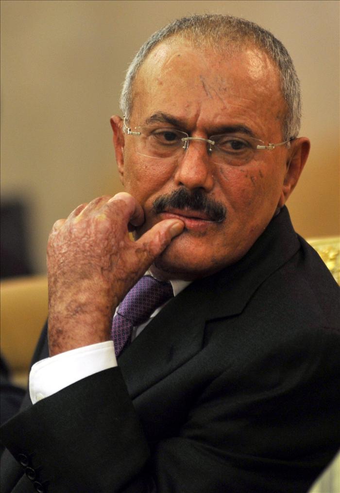 Washington permitirá que el presidente yemení reciba tratamiento médico en EE.UU.
