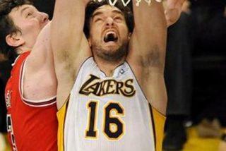 Lakers cae en su primer partido de la temporada ante los Bulls (87-88)