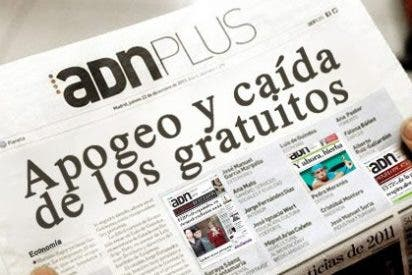 Prensa gratuita española: del cielo al infierno en una década