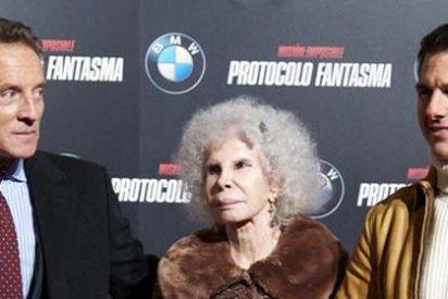 La 'Misión Imposible' de Tom Cruise, la Duquesa de Alba y Alfonso Díez