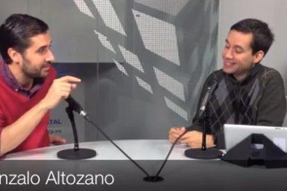 """Gonzalo Altozano: """"Yo no quería hacer un test de santidad, sino que me hablaran de Dios"""""""