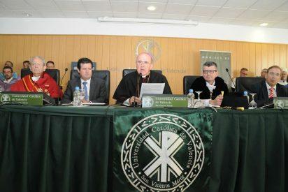 La Universidad Católica de Valencia cumple ocho años