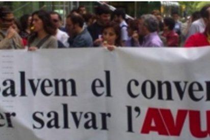 Los trabajadores sospechan que El Punt Avui no paga el sueldo de diciembre ni la extra para obligarles a aceptar un ERE