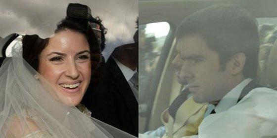 """José María Aznar Jr. da el """"sí, quiero"""" a Mónica Abascal"""