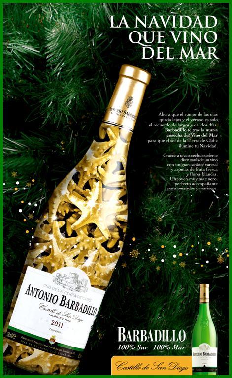 Castillo de San Diego, el vino blanco más vendido de España, ya tiene nueva cosecha para la Navidad
