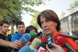 """Barcina: """"Rajoy me ha garantizado que la voz de Navarra será escuchada"""""""