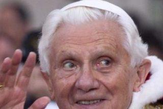 """Benedicto XVI reclama """"fidelidad"""" a los Legionarios de Cristo"""
