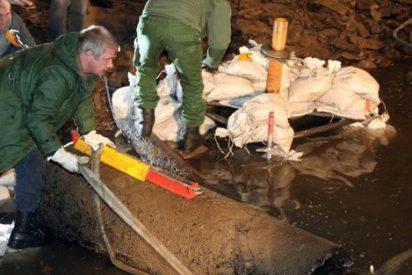 Herencia de la IIGM: desactivada bomba de 1,8 toneladas en Alemania
