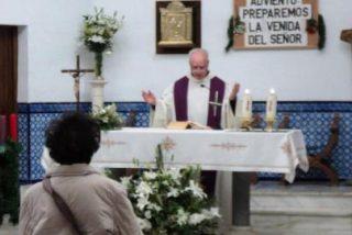 En la misa del obispo Ramón Buxarrais
