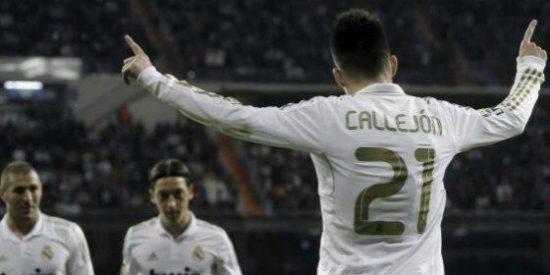 El Real Madrid también presume de cantera en otra exhibición de Callejón