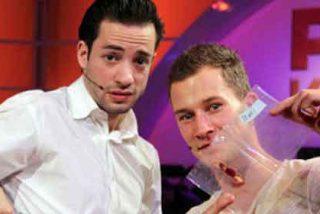 Televisión canibal: dos presentadores comen carne humana en directo