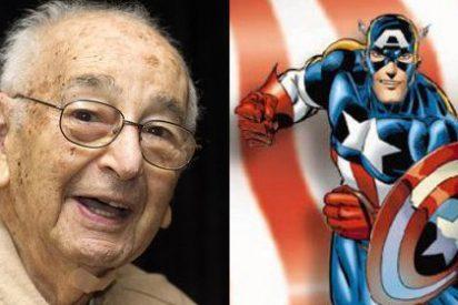 Muere a los 98 años Joe Simon, el padre de 'El capitán América'