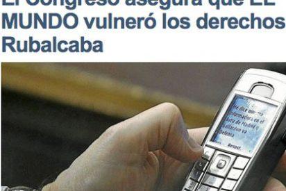 El Congreso prohíbe fotografiar los mensajes SMS de los móviles de los diputados