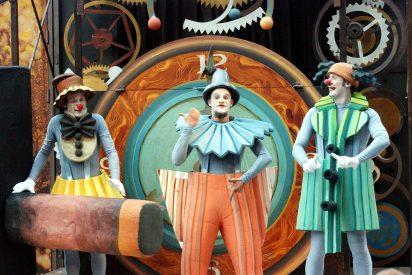 Circo para las Navidades