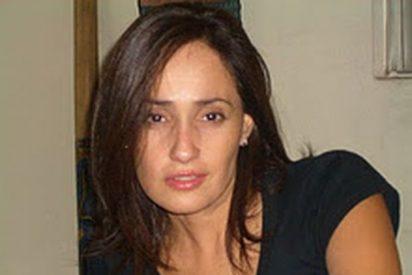 La presentadora chilena Carolina Gutiérrez se desnuda en Twitter para celebrar la victoria de su equipo