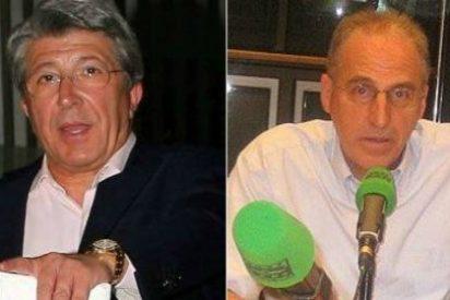 """Enrique Cerezo pierde los papeles en Onda Cero e insulta gravemente a Alfonso Azuara: """"Eres tan malo profesionalmente como en persona. Y un sinvergüenza"""""""