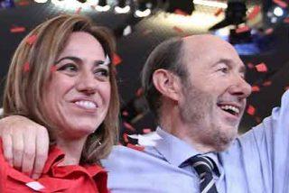 Chacón vs Rubalcaba: 'Yo si estuve allí' contra 'Mucho PSOE por hacer'