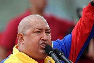 Chávez advierte a Rajoy: